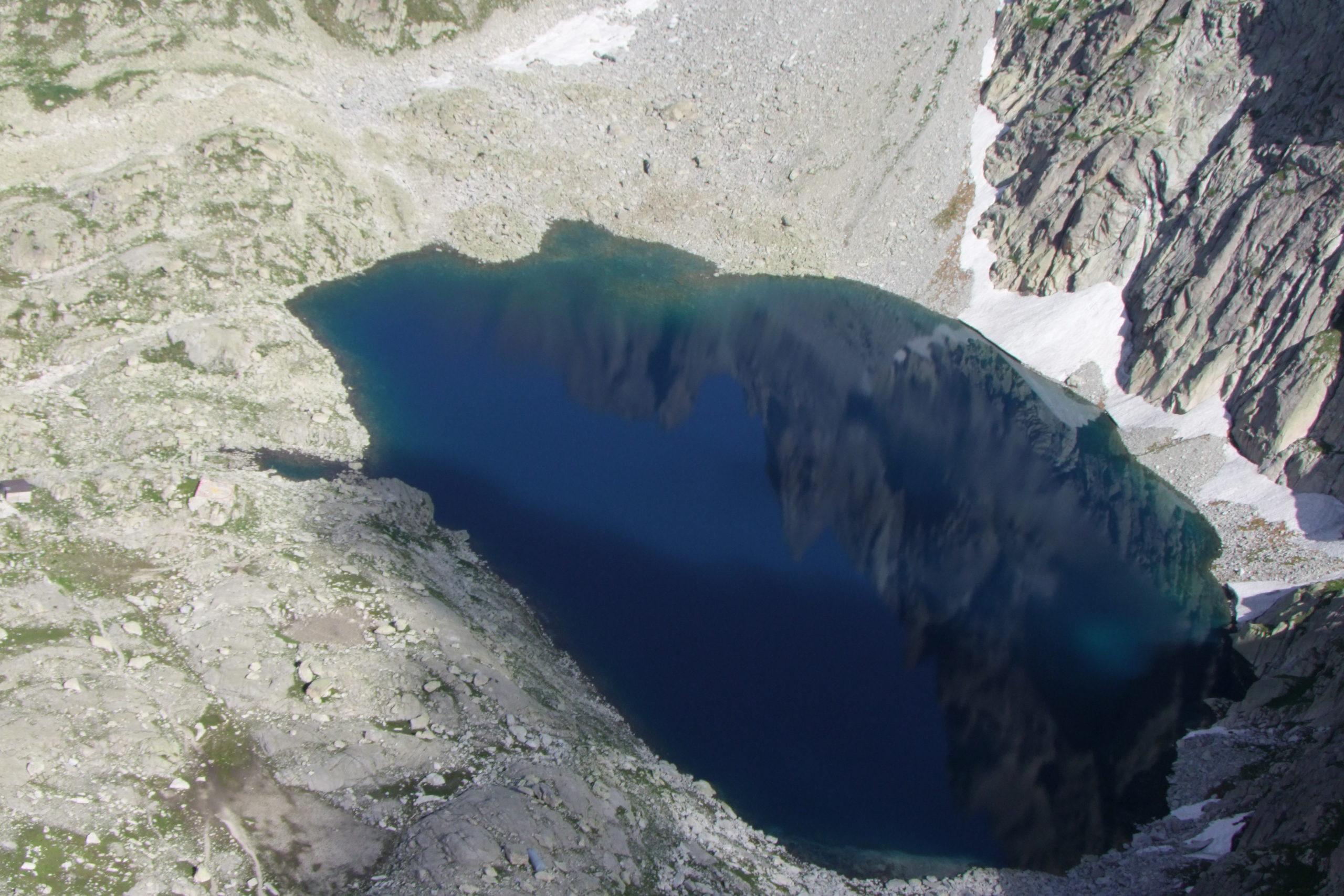 Lago Cima D'Asta